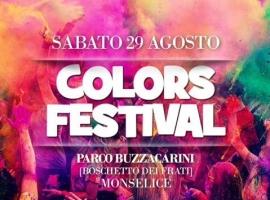 Colors Festival – Il 29 agosto al parco Buzzaccarini!