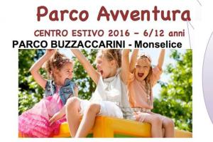 Parco Avventura! Centro estivo 2016  Bambini dai 6/12 anni